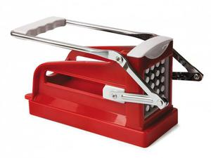 <b>4. Potato Chipper £15, culinacookshop.co.uk</b>  Few things taste as good as your own homemade chips. This gadget has blades for both chunky chips and French fries. Pull the handle, and hey presto
