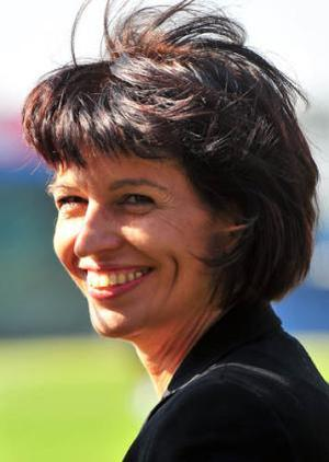 <b>Doris Leuthard - President of Switzerland </b><br/> Politician and lawyer Doris Leuthard was elected president of the Swiss federal council for 2010, of which she has been a member since 2006. The council (sometimes referred to as the 'confederation') is made up for seven executive council members. No one president is considered head of state, but the council acts collectively as one. Each year a member is appointed to lead the council and this year it was Leuthard's turn. She is only the fifth woman to be elected to the federal council.