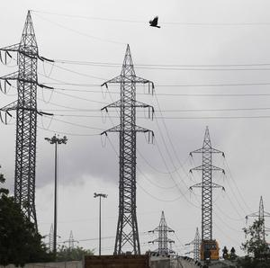 Vast parts of India have been hit by a fresh power blackout (AP)