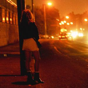 Many sexually exploited girls commit crime to try to escape the men who exploit them, a study found