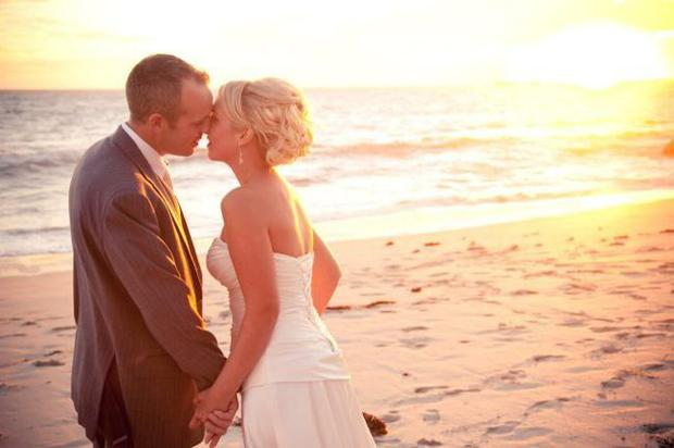"""Lisa and Cormac Mc Ardle, were married on Burns Beach in Perth, Western Australia on 20th April 2011, originally from Newry, Co. Down and living in Perth, we then flew back to Ireland for an Irish wedding blessing <p><b>To send us your Wedding Pics <a  href=""""http://www.belfasttelegraph.co.uk/usersubmission/the-belfast-telegraph-wants-to-hear-from-you-13927437.html"""" title=""""Click here to send your pics to Belfast Telegraph"""">Click here</a> </a></p></b>"""