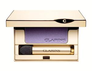 Clarins Ombre Minerale Eye Shadow in Vibrant Violet, £16