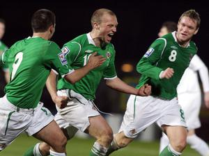 Warren Feeney scored a memorable goal the last time that Slovenia visited Windsor Park - a repeat of that would be welcome when they return tomorrow night