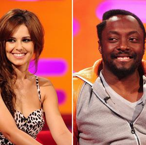Cheryl Cole and William were in a minor road accident in Los Angeles