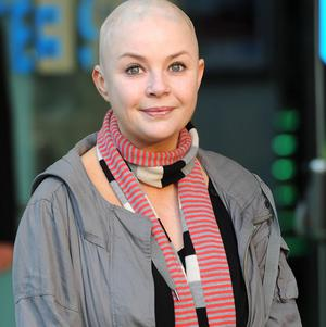 Gail Porter wants to help others suffering from depression