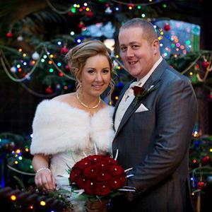 "Mr & Mrs Brida (McDaid) and Benny Doherty who got married on 12-12-12 in St. Patricks Church Castlederg, Co. Tyrone followed by reception at Kees Hotel Stranorlar, Co. Donegal. <p><b>To send us your Wedding Pics <a  href=""http://www.belfasttelegraph.co.uk/usersubmission/the-belfast-telegraph-wants-to-hear-from-you-13927437.html"" title=""Click here to send your pics to Belfast Telegraph"">Click here</a> </a></p></b>"