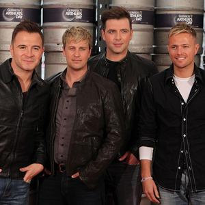 Westlife were unsure about the cover versions on their new record