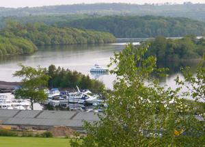 View at Lower Lough Erne on a calm May morning. Submitted by George Glover, Ballinderry.