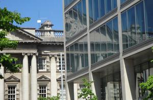 Reflection of City Hall, Belfast. Submitted by Roisin Hall, Belfast