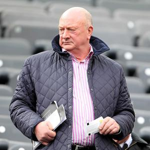 Graham Carr (pictured) is convinced Mike Ashley is the right man to take Newcastle forward