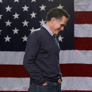 Mitt Romney has won the New Hampshire Republican primary (AP)