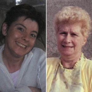 Deirdre McGirr, left, died along with her mother Elizabeth McGirr in a fire in Dungannon