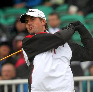 Webb Simpson shot up the world rankings after winning the US Open