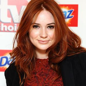 Karen Gillan has found her Doctor Who role 'emotionally draining'