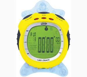 <b>Finis Lap Track</b><br/> Here's a clever device that will aid anyone trying to up their game in the pool. The Lap Track counts the numbers of laps you swim and the time each took to complete. Simply attach it to the side via its suction pads and press it each time you pass to keep a record of your watery prowess. <br/> <b>Price:</b> £43 www.mailsports.co.uk; 01628 529 206