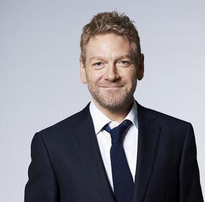 Kenneth Branagh received a knighthood in the Queen's Birthday Honours list
