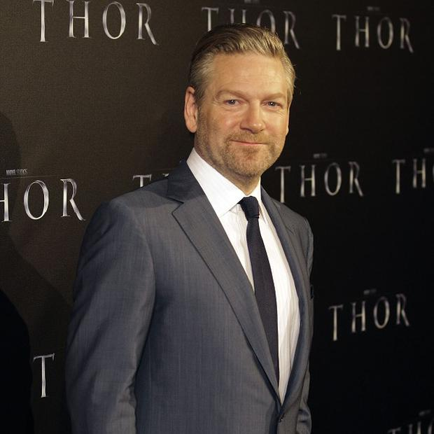Kenneth Branagh says Thor isn't that different to Shakespeare