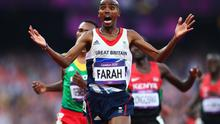 Mo Farah's two gold medals at the London Olympics have put him in pole position to win BBC Sports Personality prize