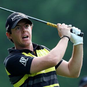 Rory McIlroy has had a poor start