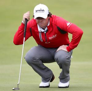 Rory McIlroy is next in action in the FedEx Cup play-offs next week