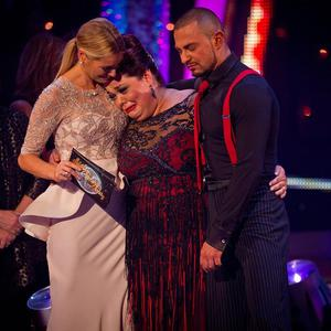 Lisa Riley and Robin Windsor have been voted off Strictly Come Dancing