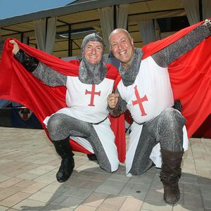 England fans will be outnumbered by their Swedish counterparts for the Euro 2012 clash