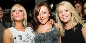 Social pics - BEtty Blacks Bangor - pictured Carrie Moore, Becky Adams and Kylie Wilson