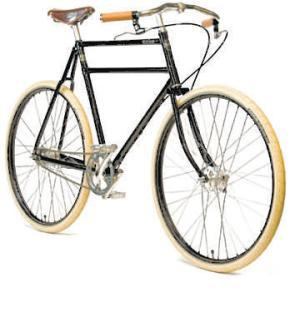 FOLD-UP  <b>Pashley Guv'nor</b><br/>  The pre-eminent purveyor of British-made cycles does a fine line in rides for the gent about town. The steel Guv'nor has three speeds, leather trim and bags of style.  <b>Where</b> www.pashley.co.uk <b>How much</b> £845