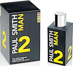 <b>Paul Smith Man 2</b><br/>  A rich, sumptuous fragrance with fruity tones of grapefruit, mandarin and apple as top notes. With a base note of white musk, which cuts through the zestiness, making it a perfect fragrance for spring.<br/>  <b>Where</b> Superdrug (www.superdrug.com) <br/>  <b>How much</b> £25 (100ml)