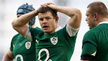 Captain Brian O'Driscoll has suffered along with his team in the Six Nations, but his belief that Ireland are not a spent force burns brightly