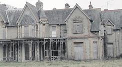 Cairndhu, Ballygally, Larne: Built for John Stewart Clark sometime around 1880, Cairndhu was used as a private home until 1949, when it was gifted by Sir Thomas Dixon for use as a convalescent home. That function ceased in 1986. The building was sold, firstly to the local council, and subsequently to the present private owner.