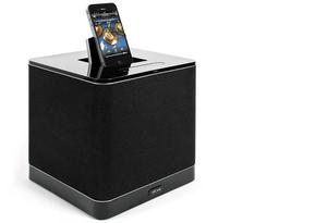 <b>3. Best for blow-the-budget buyers </b><br/> Arcam rCube <br/> It may be pricey but the sound justifies every penny. Two solid speakers offer strong bass and balanced sound that's big enough to fill a sizeable room, even on battery power (up to eight hours between charges). It can stream music, too.  <br/> £499 <br/> arcam.co.uk