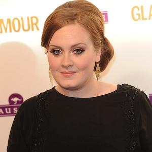 Adele is touring the UK in April 2011