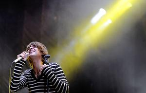 Scots singer-songwriter Paolo Nutini live at Belsonic at Custom House Square in Belfast