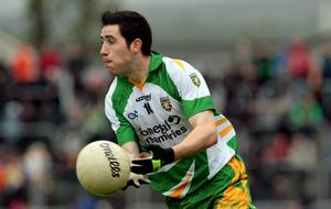 Mark McHugh is hoping to emulate his dad Martin and help Donegal to All-Ireland glory