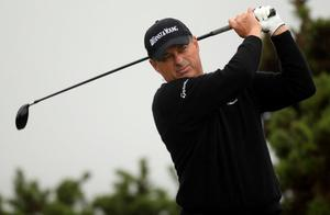 Loren Roberts at The Open. July 2010
