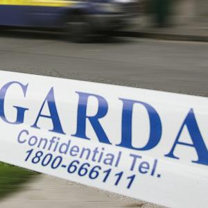 Three gardai have been injured after being hit by 4x4s