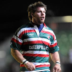 Brett Deacon is banned for Leicester's Heineken Cup clash with Benetton Treviso
