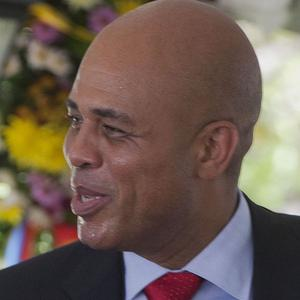 Haiti's President Michel Martelly has returned to the United States for medical treatment (AP)