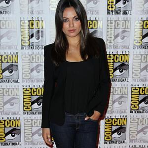 Mila Kunis has her eye on a producing role