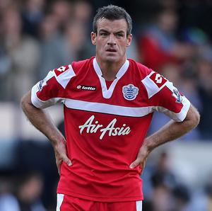 Ryan Nelsen's last game in a QPR shirt could come this month
