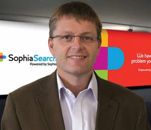David Patterson is the CEO and co-founder of Sophie Search