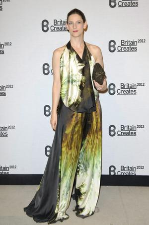 Maria Grachvogel attends Britain Creates 2012: Fashion & Art Collusion  at Old Selfridges Hotel on June 27, 2012 in London, England.