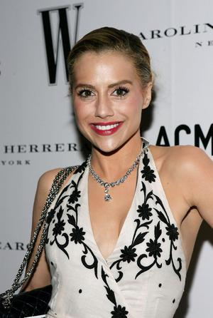 Brittany Murphy arrives to the Inaugural Avant-Garde Gala hosted by W Magazine & LACMA held at LACMA BCAM on March 8, 2008