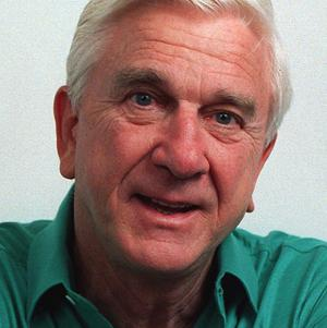 Canadian-born actor Leslie Nielsen has died aged 84 (AP)