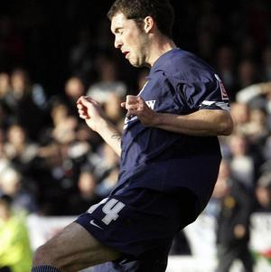 Mitchell Cole (right) in action for Southend against Swansea