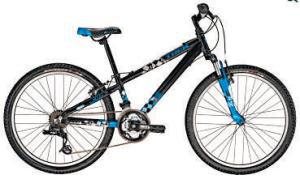 CHILDREN <b>Trek MT 220 </b><br/> A proper bike for proper grownup riders (or nine-to-12-yearolds), the MT 220 hardtail comes with extendable pedal cranks that will also please parents dealing with growing legs. Quality parts and 24-inch wheels complete a great package. <b>Where</b> www.trekbikes.com  <b>How much </b>£240