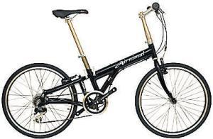 FOLD-UP  <b>Airnimal Joey Commute </b><br/> They won't shrink small enough to lug onto a crowded Tube train but Airnimal's rides are the acceptable face of fold-ups because, with mid-size wheels, they look more like proper bikes. <b>Where</b> Airnimal (www.airnimalfoldingbikes. com)  <b>How much</b> £999
