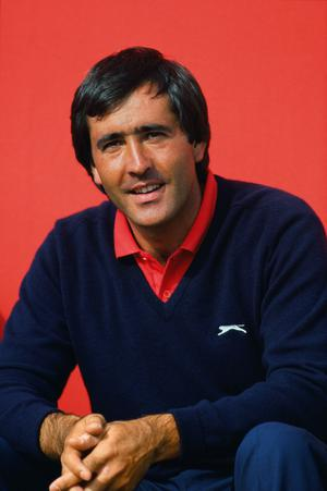 "Spanish golfer Severiano ""Seve"" Ballesteros at the Royal Dublin Golf Club, during the Irish Open, 20th July 1986. The golfing great died May 6, 2011 after a two-year battle following being diagnosed with a malignant brain tumor, according to published reports.  (Photo by Simon Bruty/Getty Images)"