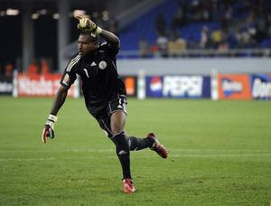 <b>Vincent Enyeama (Nigeria)</b><br/> With a nickname like 'The Cat', there was never any doubt about Enyeama's inclusion on this list. The athletic and somewhat fearless keeper (as strikers with a one-on-one chance are likely to find out) has been a staple of the Nigerian team for the last decade. During this year's African Cup of Nations, Enyeama saved a spot-kick during a penalty shoot-out against Zambia. He scored one as well.